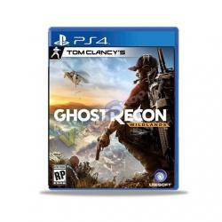 JUEGO SONY PS4 GHOST RECON WILDLANDS - Imagen 1