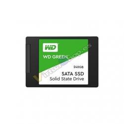 DISCO DURO 2.5 SSD 240GB SATA3 WD GREEN - Imagen 1