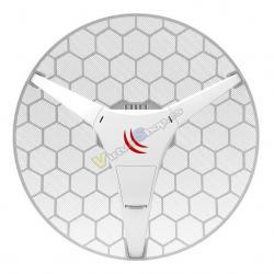 Mikrotik LHG HP5 54Mbit/s Energía sobre Ethernet (PoE) Blanco punto de acceso WLAN - Imagen 1