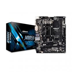 PLACA BASE ASROCK J4005M INTEL DUAL CORE GEMINI LAKE - Imagen 1