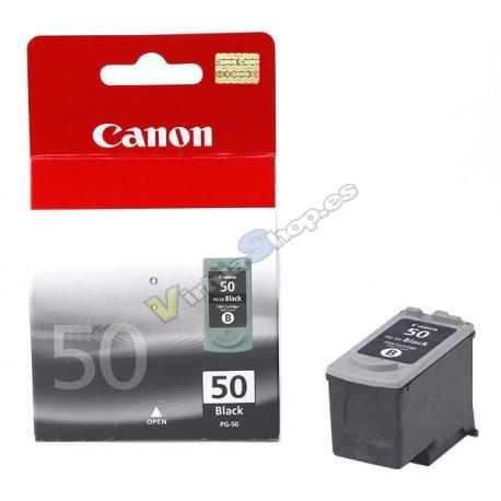 Canon PG-50 Negro cartucho de tinta - Imagen 1