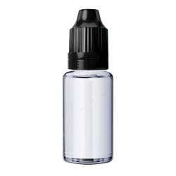 BOTELLA 10ml PET TRANSPARENTE