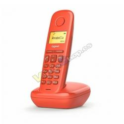 TELEF INALAMBRICO DECT DIGITAL GIGASET A170 ROJO - Imagen 1