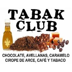 TABAK CLUB 10ml.
