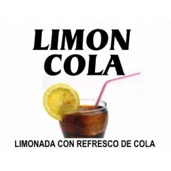 LEMON COLA 10ml.