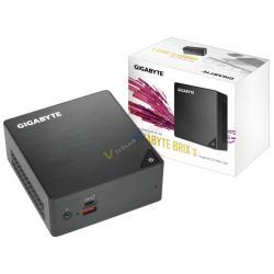 Gigabyte GB-BRI5H-8250 BGA 1356 1.60GHz i5-8250U UCFF Negro PC/estación de trabajo barebone - Imagen 1