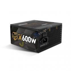 FUENTE DE ALIMENTACION ATX 600W NOX HUMMER X600W - Imagen 1