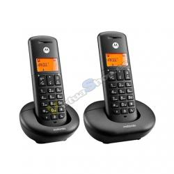 TELEFONO INALAMBRICO DECT DIGITAL MOTOROLA E202 DUO - Imagen 1