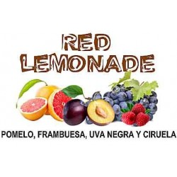 RED LEMONADE 10ml.