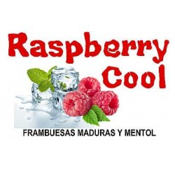 RASPBERRY COOL 10ml.
