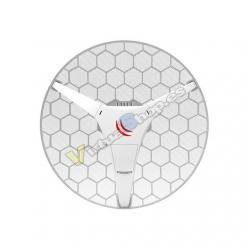 ANTENA CON RADIO MIKROTIK RBLHG-5HPnD - Imagen 1