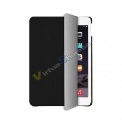 FUNDA LIBRO APPLE IPAD 9.7 MACALLY BSTAND NEGRO - Imagen 1