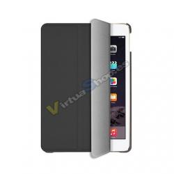 FUNDA LIBRO APPLE IPAD 9.7 MACALLY BSTAND GRIS - Imagen 1