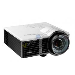 PICO PROYECTOR LED OPTOMA ML750ST WXGA 800L BLANCO HDMI MHL VGA USB LENTE CORTA - Imagen 1