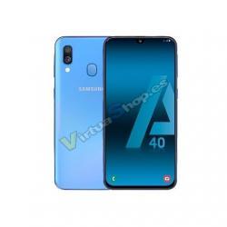 MOVIL SMARTPHONE SAMSUNG GALAXY A40 DS A405 4GB 64GB AZUL E - Imagen 1
