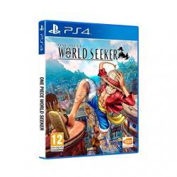 JUEGO SONY PS4 ONE PIECE WORLD SEEKER - Imagen 1