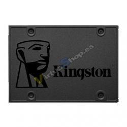 DISCO DURO 2.5 SSD 240GB SATA3 KINGSTON SSDNOW A400 - Imagen 1