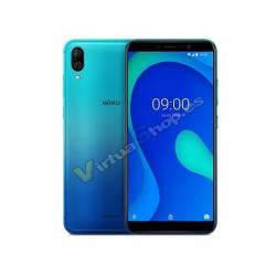 MOVIL SMARTPHONE WIKO Y80 CAR16 2GB 16GB AZUL TURQUESA - Imagen 1