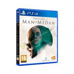 JUEGO SONY PS4 DARK PICTURE: MAN OF MEDAN - Imagen 1
