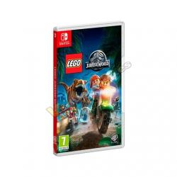 JUEGO NINTENDO SWITCH LEGO JURASSIC WORLD - Imagen 1