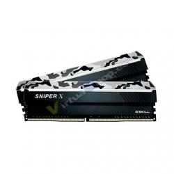 MODULO MEMORIA RAM DDR4 2x16GB PC3200 G.SKILL SNIPER X URBA - Imagen 1