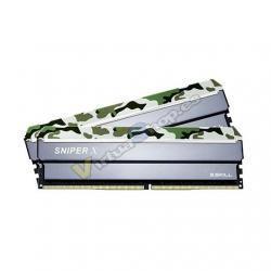 MODULO MEMORIA RAM DDR4 2x16GB PC3200 G.SKILL SNIPER X CLAS - Imagen 1