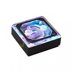 BLOQUE CPU ALPHACOOL EISBLOCK XPX AURORA EDGE NEG - Imagen 1