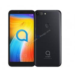 "SMARTPHONE ALCATEL 1S 5.5"" HD+ 4G 16+ 8MP OC DUAL SIM 32 GB 3 GB METALIC BLACK - Imagen 1"