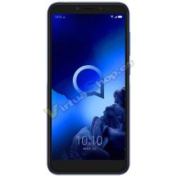 "SMARTPHONE ALCATEL 1S 5.5"" HD+ 4G 16+ 8MP OC DUAL SIM 32 GB 3 GB METALIC BLUE - Imagen 1"