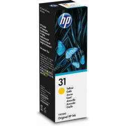 BOTELLA TINTA HP 31 AMARILLO 70 ML - Imagen 1