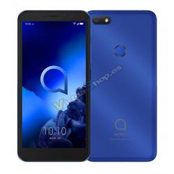 "SMARTPHONE ALCATEL 1V 5.5"" FWWGA+ 4G 8+8MP OC Dual SIM 16GB 1GB METALIC BLUE - Imagen 1"