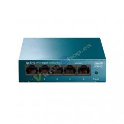 HUB SWITCH 5 PTOS 10/100/1000 TP-LINK LS105G - Imagen 1