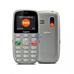 MOVIL SMARTPHONE GIGASET LIFE SERIES GL390 GRIS - Imagen 1
