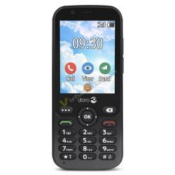 "TELEFONO MOVIL SENIOR DORO 7010 2,8"" 512MB 4GB GRIS T3MPX - Imagen 1"