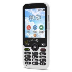 "TELEFONO MOVIL SENIOR DORO 7010 2,8"" 512MB 4GB BLANCO T3MPX - Imagen 1"