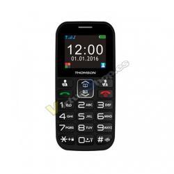 MOVIL SMARTPHONE THOMSON SEREA49+ NEGRO - Imagen 1