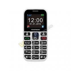 MOVIL SMARTPHONE THOMSON SEREA49+ BLANCO - Imagen 1