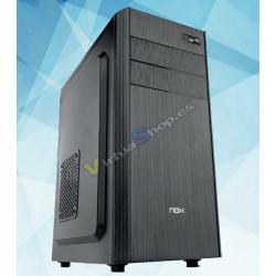 PC DIFFERO DFi398-01 i3 9100F 8GB SSD240 1GB EUROGARANTIA 2 AÑOS MATX - Imagen 1