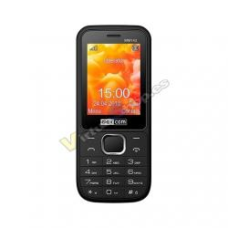 MOVIL SMARTPHONE MAXCOM CLASSIC MM142 NEGRO - Imagen 1