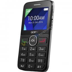 TELEFONO ALCATEL 2008G PLATA - Imagen 1