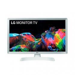 TELEVISIÓN LED 24 LG 24TL510SWZ HD BLANCO - Imagen 1