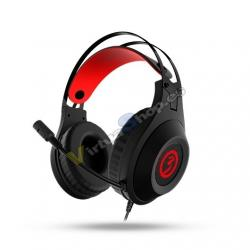 AURICULARES MICRO OZONE RAGE X60 GAMING NEGRO - Imagen 1