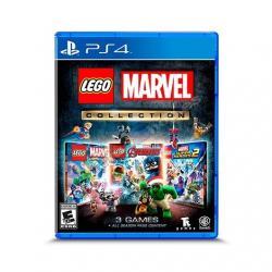 JUEGO SONY PS4 LEGO MARVEL COLECCIÓN - Imagen 1