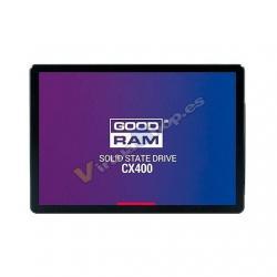 DISCO DURO 2.5 SSD 128GB SATA3 GOODRAM CX400 - Imagen 1