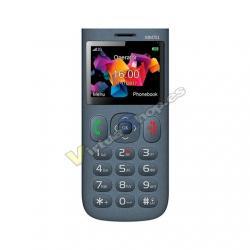 MOVIL MAXCOM COMFORT MM751 GRIS 2,3 /MICROSD HASTA 32GB/900 - Imagen 1
