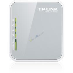WIRELESS ROUTER 150M TP-LINK TL-MR3020 3G/3.75G - Imagen 1