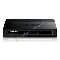 HUB SWITCH 5 PTOS 10/100/1000 TP-LINK SG1005D - Imagen 1