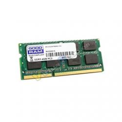 MODULO MEMORIA RAM S/O DDR3 4GB PC1333 GOODRAM - Imagen 1