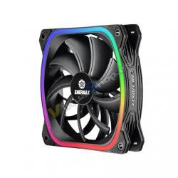 VENTILADOR 120X120 ENERMAX SQUA RGB - Imagen 1