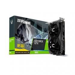 TARJETA GRÁFICA ZOTAC GTX 1660 TWIN FAN 6GB GDDR5 - Imagen 1